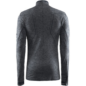 Craft M's Active Comfort Zip Longsleeve Black